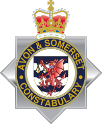 Avon and Somerset Constabulary Crest